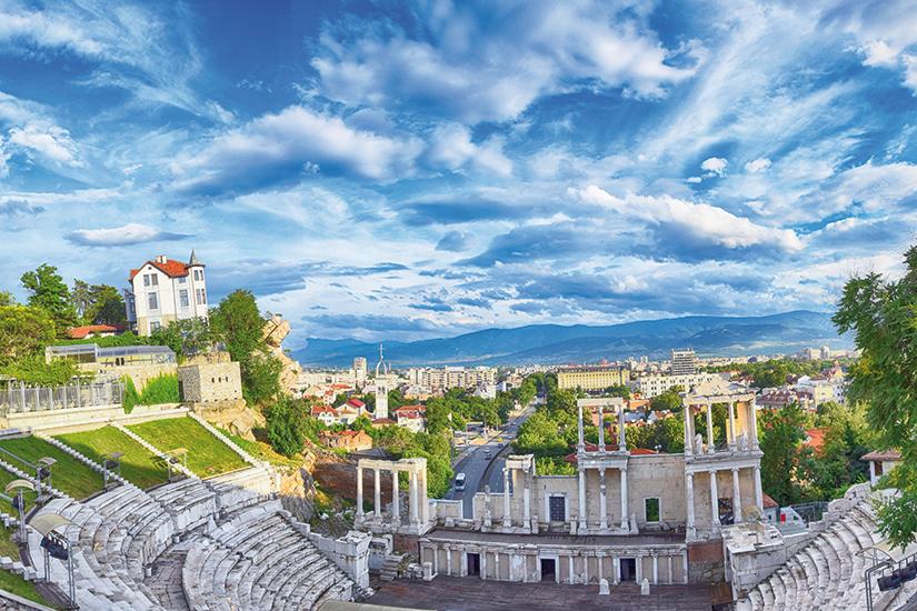 image Bulgarie Plovdiv