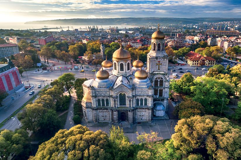 Bulgarie - Roumanie - Circuit La Bulgarie, Balkan et Mer Noire - vols Blue Air