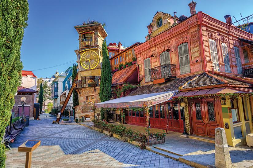 image Georgie Tbilissi vieille ville 19 as_149666491