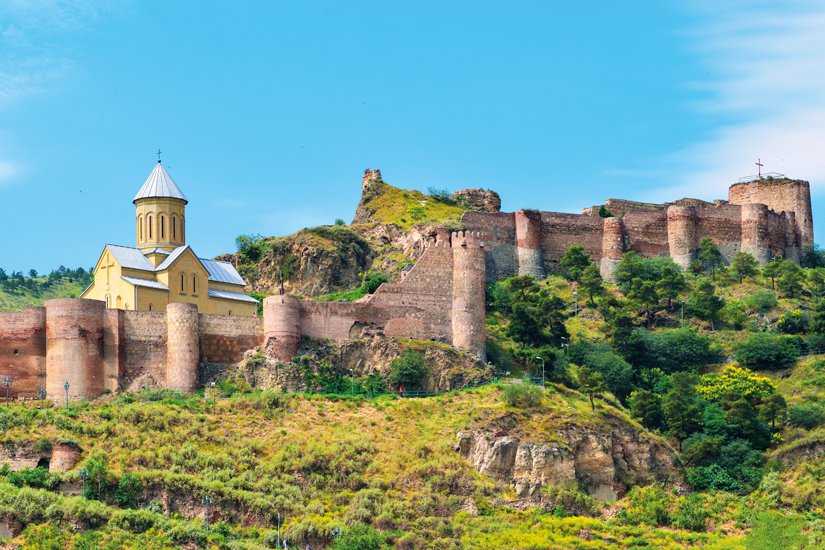 image Georgie tiblissi ancienne forteresse narikala 13 as_63249924