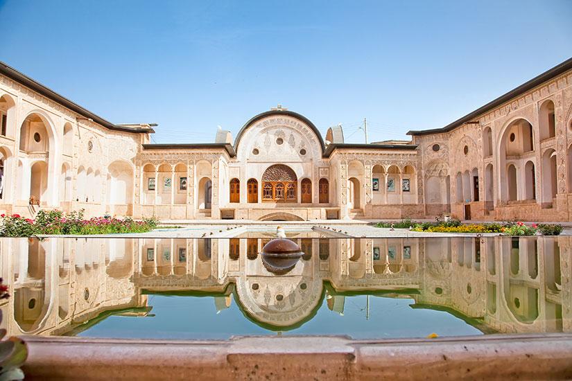 image Kashan Khan e Tabatabai maison historique  fo