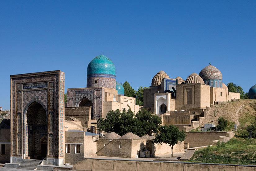 image Ouzbekistan Samarcande  it