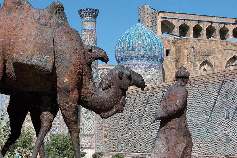Ouzbékistan - Circuit La Route de la Soie