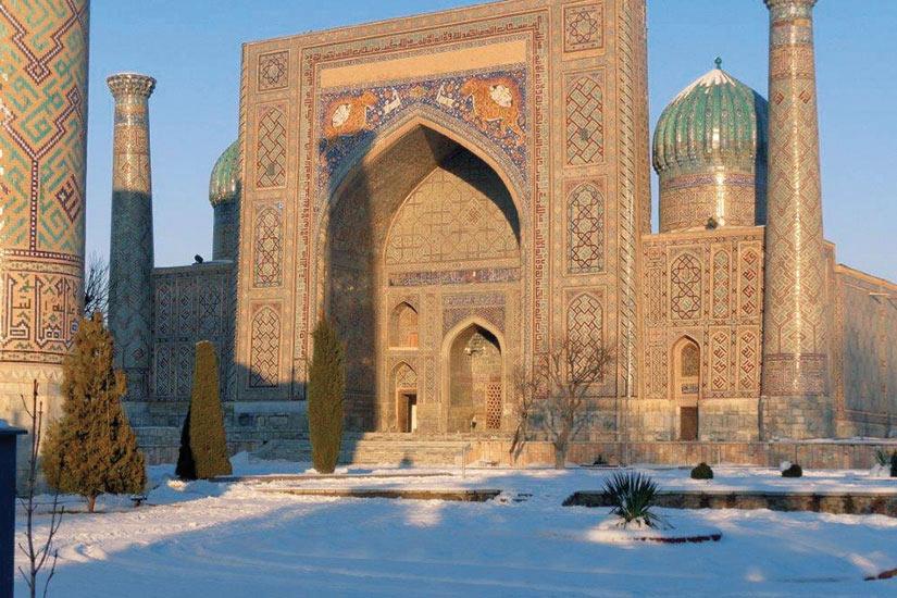 image Ouzbekistan Samarcande