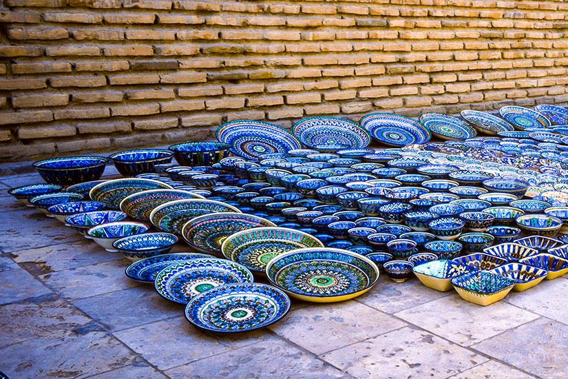 image Ouzbekistan poterie  it