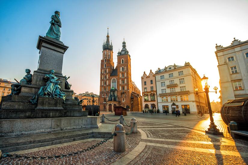 image Pologne cracovie centre ville eglise 70 as_96581310