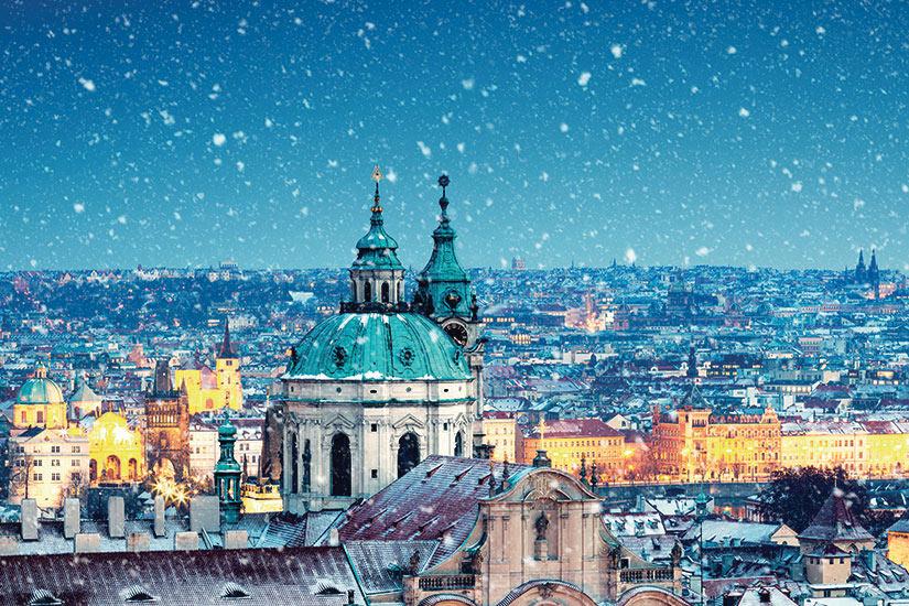 image Republique Tcheque Prague Noel  it