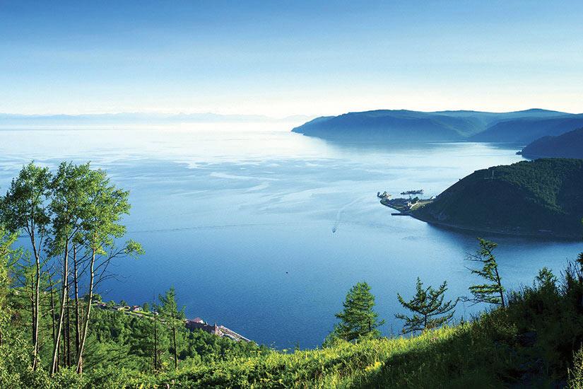 image Russie Lac Baikal  it