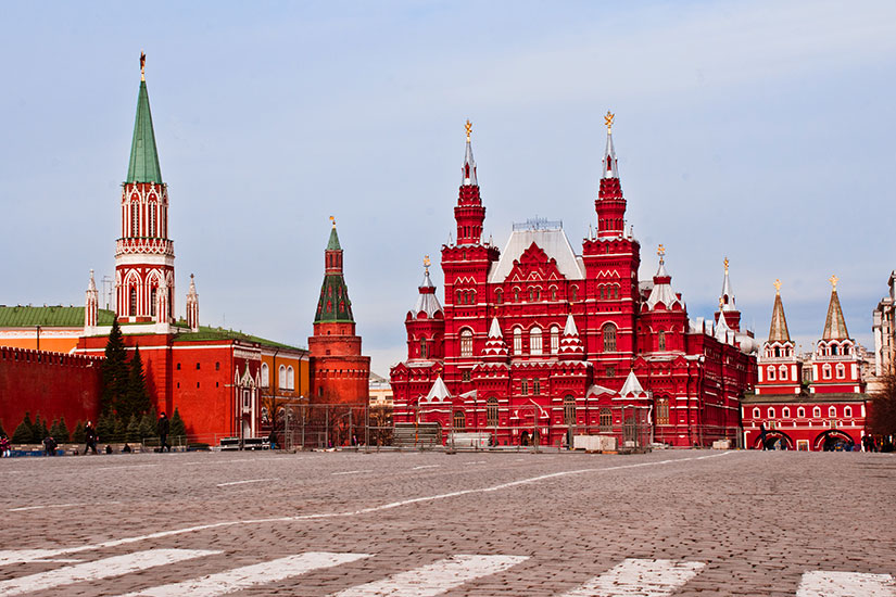 image Russie Moscou Place Rouge  fo