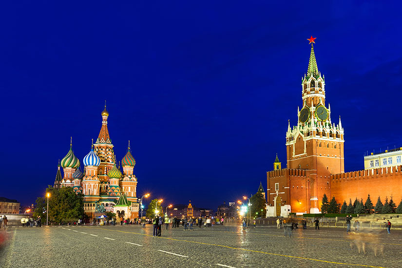 image Russie Moscou Place Rouge  it
