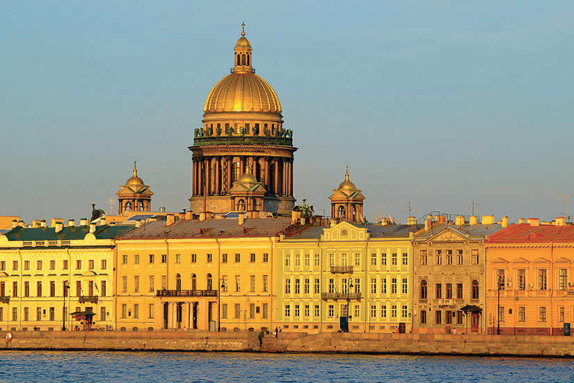 image Russie Saint Petersbourg Cathedral Saint Isaac  fo