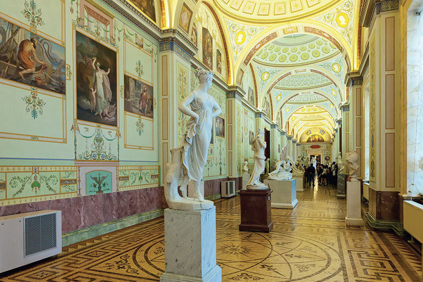 image Russie Saint Petersbourg Hermitage  fo