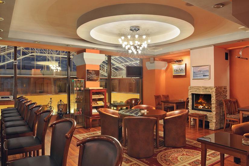image Russie saint petersbourg hotel dostoevsky salon