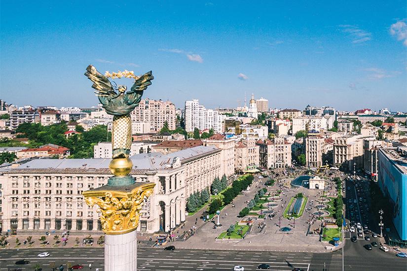Ukraine - Circuit Nouvel An à Kiev