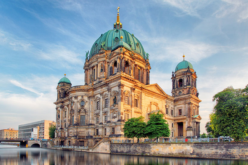 image allemagne berlin cathedral  fo