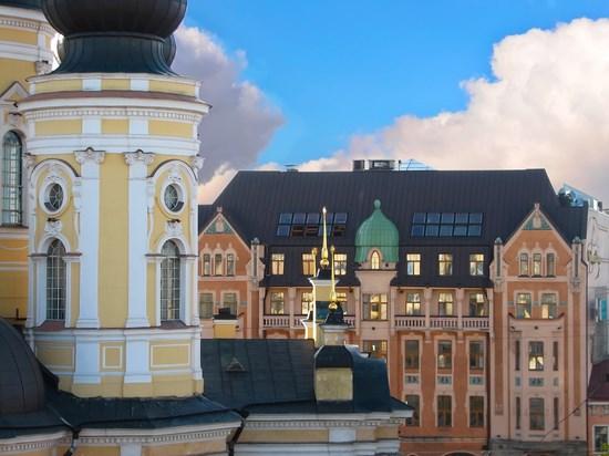 image russie hotel dostoevsky facade