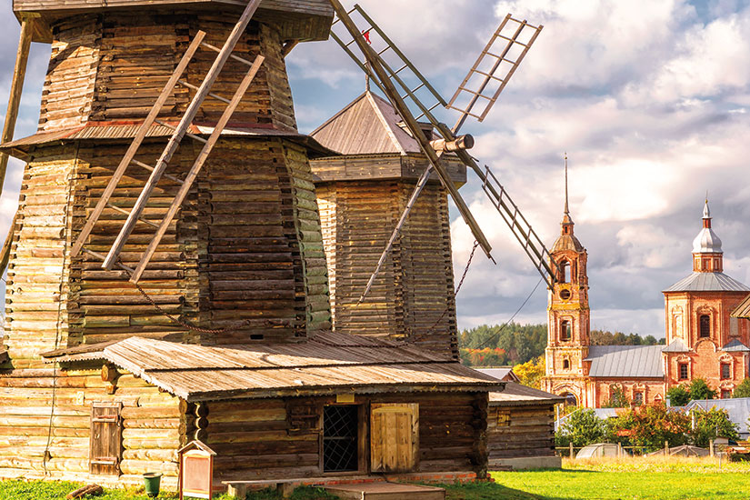 image russie suzdal anciens moulins  fo