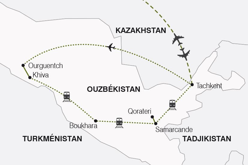 Ouzbékistan - Circuit Trésors de l'Ouzbékistan