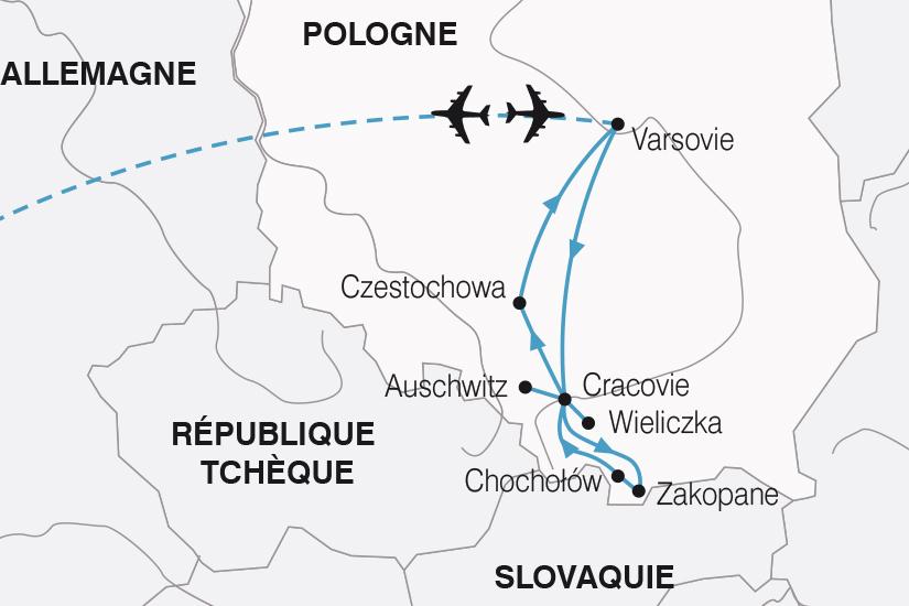 Pologne - Circuit Escapade Polonaise