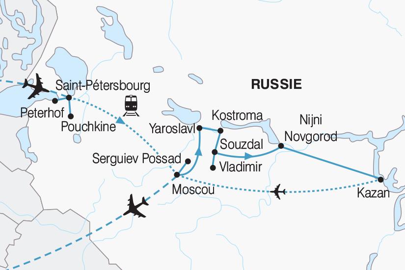 carte Russie La Russie le coeur en Bleu 2018_267 687936