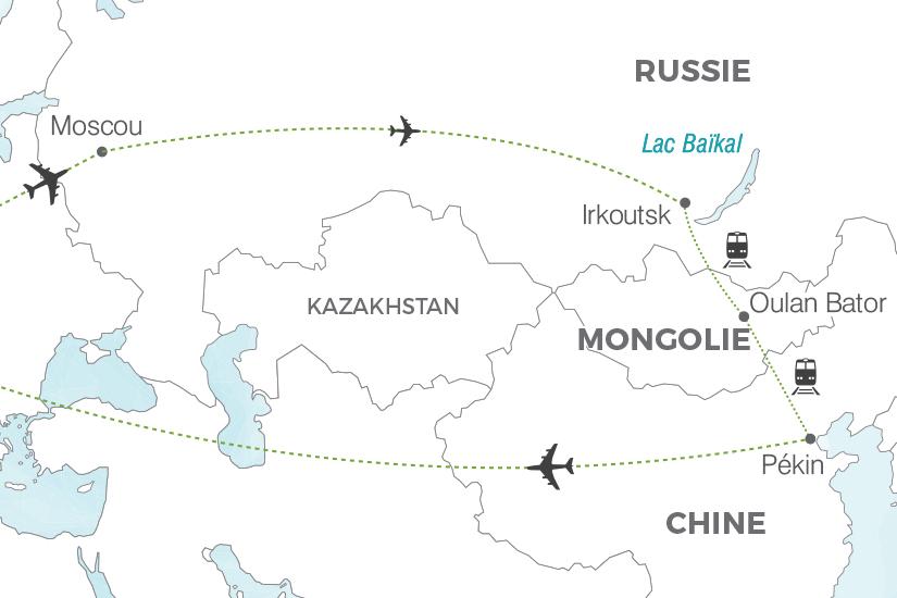 carte Russie Voyage dans le train des steppes Pouchkine Tours 19_286 654514