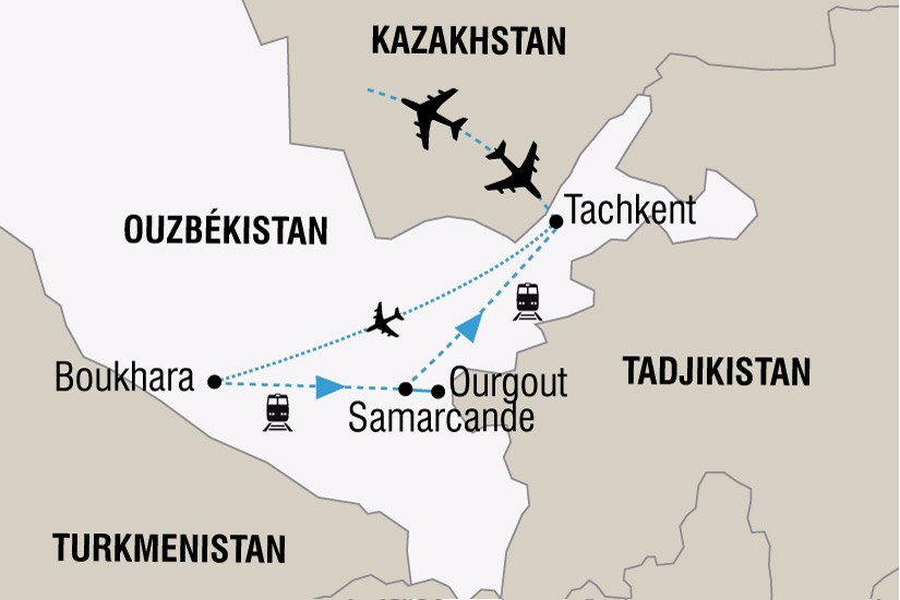 carte Ville En Fete Ouzbekistan Fete Du Navrouz 456924