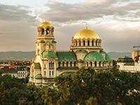 Vignette bulgarie sofia cathedrale nevsky
