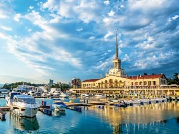 vignette Russie port de sotchi