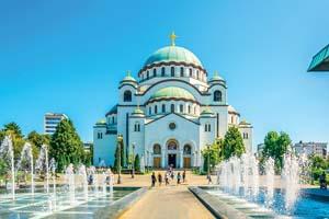 Serbie, Perle des Balkans