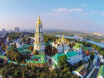 vignette Ukraine kiev laure kievo petchersk