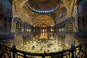 vignette turquie istanbul sainte sophie  fo
