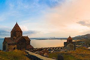 (vignette) Vignette Armenie Monastere  it