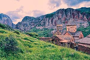 (vignette) Vignette Armenie Monastere Novarank  it