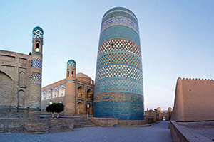 (vignette) Vignette Ouzbekistan Khiva Mosquee  it