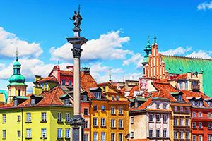 (vignette) Vignette Pologne Varsovie Vieille ville  it
