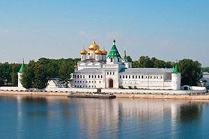 (vignette) Vignette Russie Kostroma Monastere Ipatevsky  it