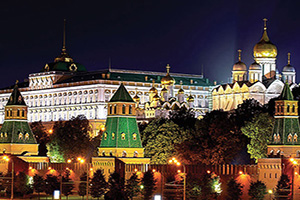 (vignette) Vignette Russie Moscou Kremlin  fo