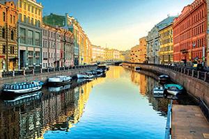 (vignette) Vignette Russie Saint Petersbourg Riviere Moika  it