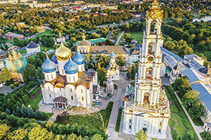 Moscou et l'Anneau d'or - vols Air France