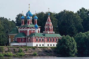 (vignette) Vignette Russie ouglitch eglise orthodoxe
