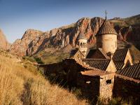 (vignette) vignette armenie noravank.monastere