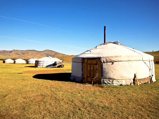 mongolie dugana camp  fotolia mini